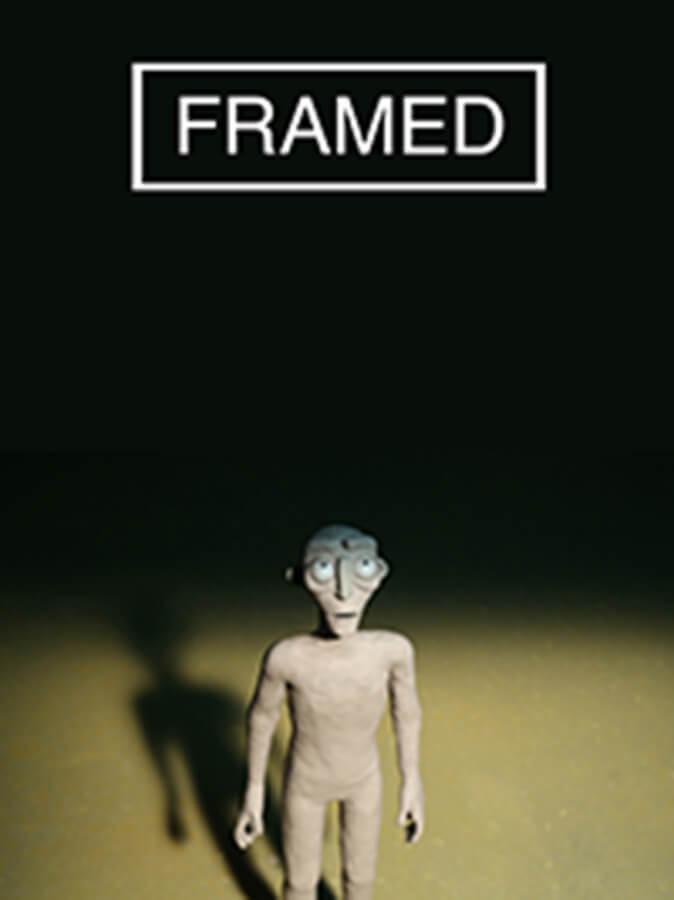 Athens Animfest 2018 - Framed
